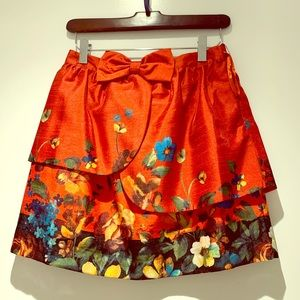 Luxury skirts for teens.